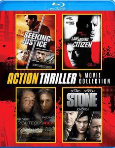 Action Thriller 4-Pack