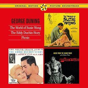 World of Suzzie Wong + Eddy Duchin Story + Picnic [Import]