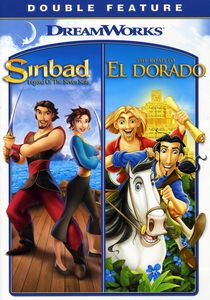Sinbad: Legend of Seven Seas & Road to El Dorado