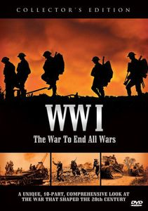 World War I the War to End All Wars (1 DVD 9, 2 DV