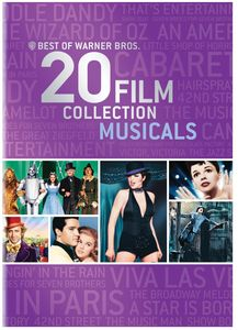 Best of Warner Bros.: 20 Film Collection - Musicals