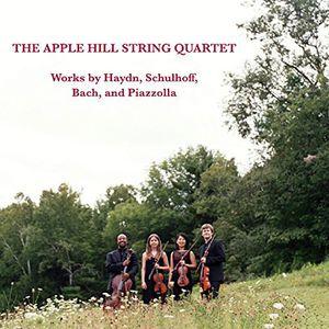 Works By Haydn Schulhoff Bach & Piazzolla