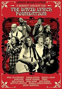 Change Begins Within (Benefit Concert for the David Lynch Foundation)