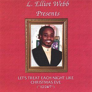 Lets Treat Each Night Like Christmas Eve