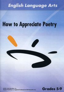 How to Appreciate Poetry