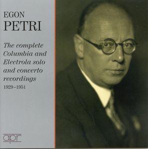 Complete Columbia & Electrola Solo & Concerto