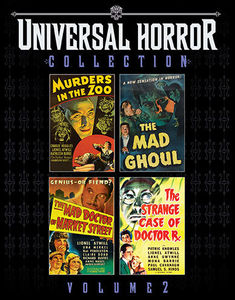Universal Horror Collection: Volume 2