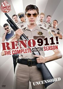 Reno 911: The Complete Sixth Season