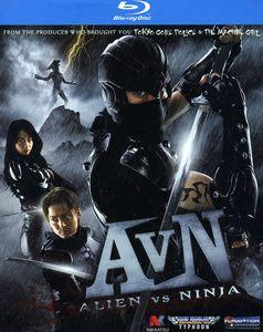 Alien Vs Ninja