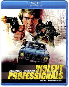 The Violent Professionals