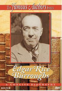 Famous Authors: Edgar Rice Burroughs