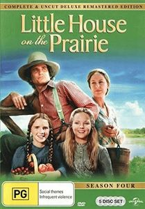 Little House on the Prairie-Season 4 [Import]