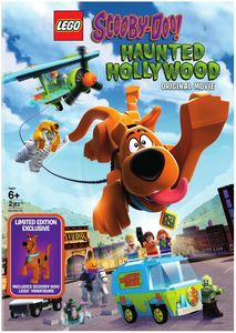 Lego Scooby-Doo!: Haunted Hollywood (With Figurine)