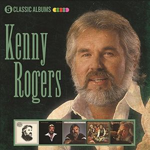 5 Classic Albums Kenny Rogers [Import]