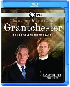 Grantchester: The Complete Third Season (Masterpiece Mystery!)