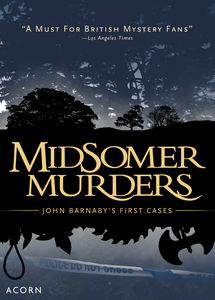 Midsomer Murders: John Barnaby's First Cases
