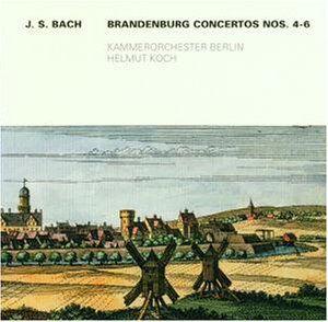 Brandenburg Concertos 4-6