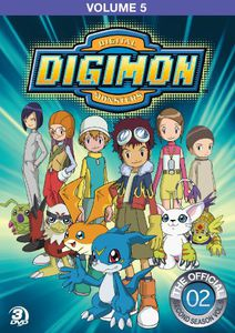 Digimon Adventure: Volume 5