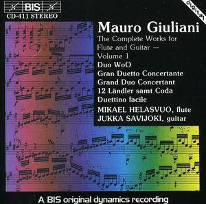 Complete Works for Flute & Guitar 1