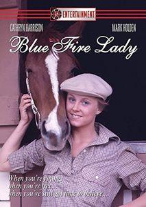 Blue Fire Lady