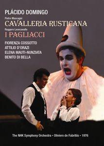 Cavalleria Rustican /  Pagliacci