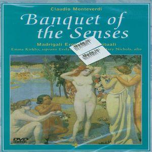 Banquet of Senses: Madrigali Erotici E Spirituali [Import]