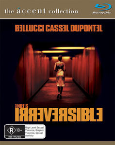 Irreversible (2004) [Import]