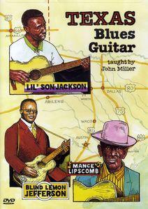 Texas Blues Guitar-Guitar Workshop