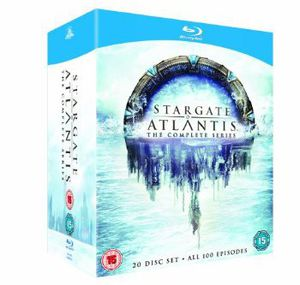 Stargate Atlantis-The Complete Series