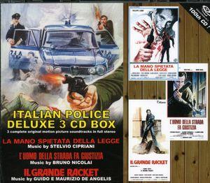 Police Box: La Mano Spietata [Import]