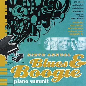 Highlights from the Ninth Annual Blues & Boogie Pi