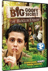 Big Goofy Secret of Hidden Pines, the DVD