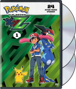 Pokemon the Series: XYZ Set 1
