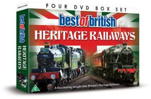 Best of British Heritage Railways [Import]
