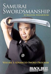 Samurai Swordsmanship 3: Advanced Sword Program