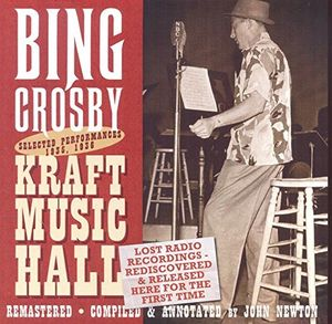 Lost Radio Recordings Released for the First Time 1935 & 1936 Kraft Music Hall Performances