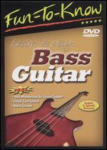 Fun-to-know - Learn to Play Bass Guitar