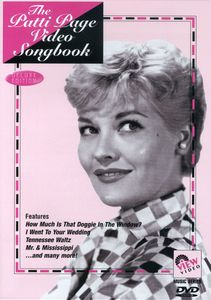 The Patti Page Video Songbook
