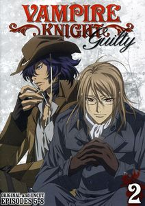 Vampire Knight Guilty 2