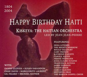 Happy Birthday Haiti