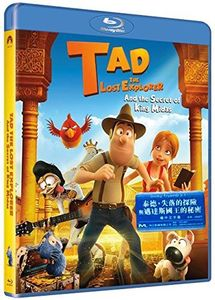Tad the Lost Explorer and the Secret of King Midas [Import]