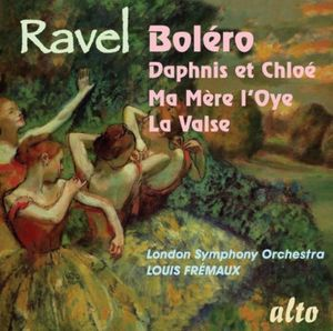 Bolero Daphnis & Chloe Mother Goose la Valse