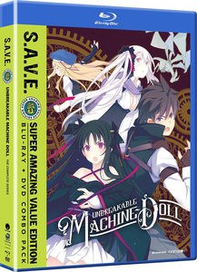 Unbreakable Machine-Doll: The Complete Series - S.A.V.E.