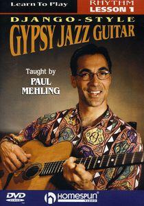 Paul Mehling: Learn to Play Django 1 - Rhythm