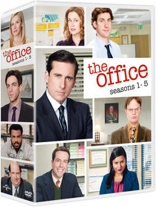The Office: Seasons 1 - 5