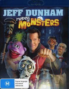 Jeff Dunham-Minding Monsters [Import]
