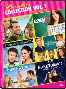 Aloha /  Easy a - Vol /  Friends With Benefits /  That Awkward Moment -Vol /  Just Go With It /  Nick and Norah's Infinite Play