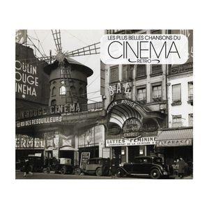 Les Plus Belles Chansons Du Cinema [Import]