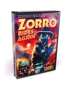 Zorro Rides Again 1 & 2