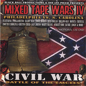 Civil War-Philadelphia Vs South Carolina